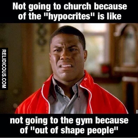 hypocrites-in-church