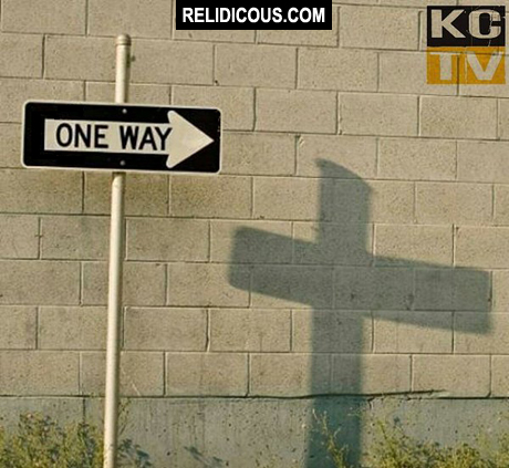one_way_Jesus