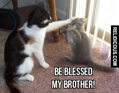 be_blessed