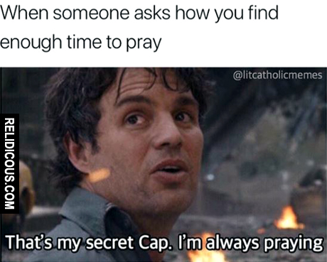 always_pray