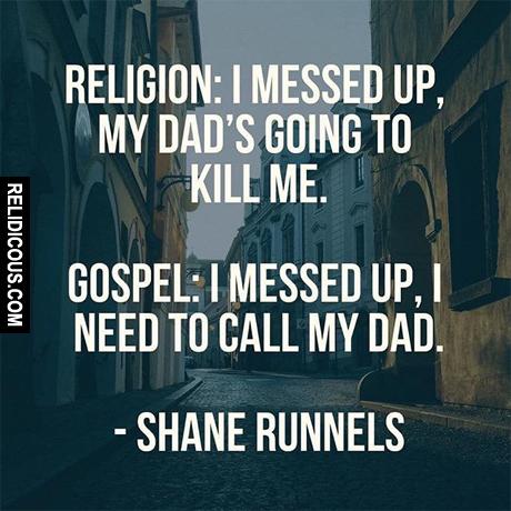 religion_vs_gospel