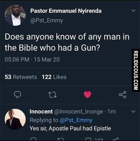 epistle